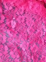 Flower Patti Design Nylon Fabric