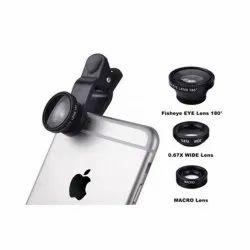 3-in-1 Universal Lens Clip Camera Photo Kit