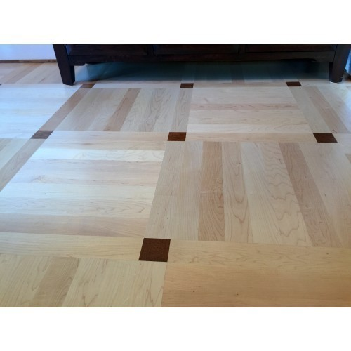 Canadian Maple Wood Flooring At Rs 115 Square Feet Maple Wooden
