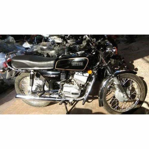 Yamaha RX100 Modification Vintaged Services in Karol Bagh