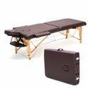 Kawachi Professional Portable Wooden Foldable Massage Table