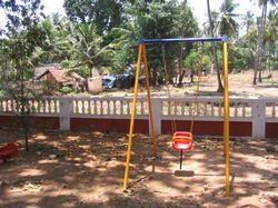Children Bucket Swing