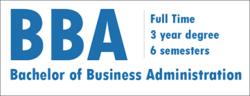 BBA Course Consultant Service