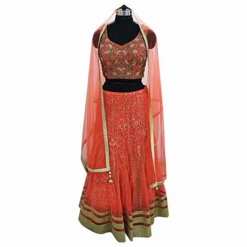 2e36d7a56d Party Wear Silk Designer Lehenga Choli, Rs 8000 /piece, Sinless ...