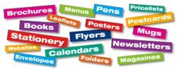 Multicolour Printing Services