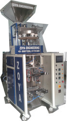 Volumetric Cup Filler Collar Packing Machine