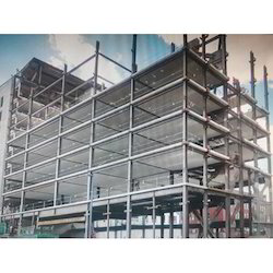 Conventional Steel Structure Fabrication Service