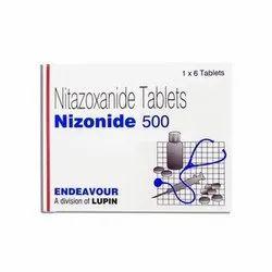 Nitazoxanide Tablets