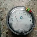 Aerosense Model ASG-10 Differential Pressure Gauge Range 0-10 Inch WC
