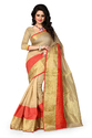 Women''''s Poly Cotton Saree