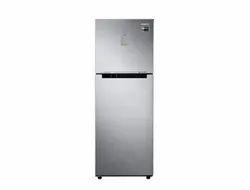 Grey Samsung RT28R3744S8 Top Mount Freezer, Electricity