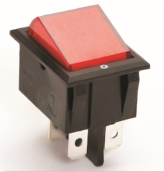 DPST Rocker Switch (NRS-1600)