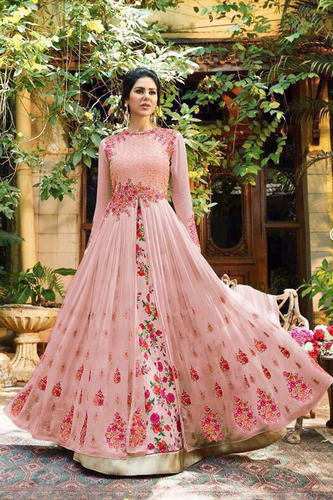 party wear stylish dress for girls