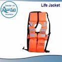 Austin Orange Life Jacket
