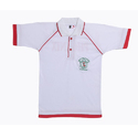 20 Colours Polyester School Uniforms, Packaging Type: Single T Shirt Packing