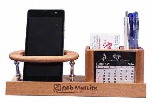 Wooden Desk Calendar Size Dimension 3 Inch X 2 75 Inch X 9 05 Inch
