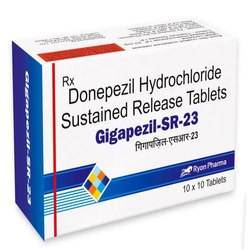 DONEPZIL SUSTAIN RELEASE TABLETS