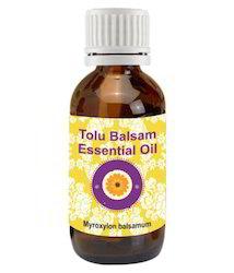 Organic Tolu Balsam Oil