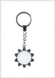 Flower UV Keychains