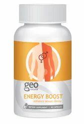 Geo Ayurvedic Energy Capsule, 90 Capsules