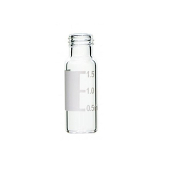 1.5ml Clear Glass Vial