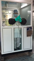 Isolation Booth for Covid-19 Testing