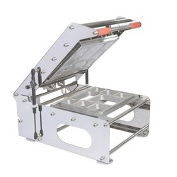 8 Compartment Meal Tray Sealing Machine
