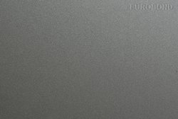 ER 126 - Dark Grey Silver Aluminum Composite Panel