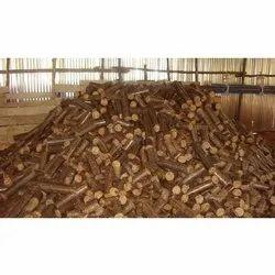 Industrial Biomass Briquettes