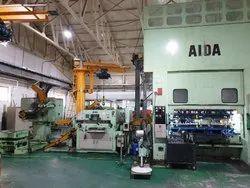 Aida Power Press