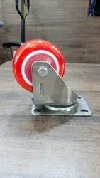 Pressed Steel Caster Wheels