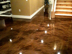 Two Component Acid Resistant Epoxy Flooring Service