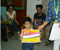 2nd Standard Educational Service
