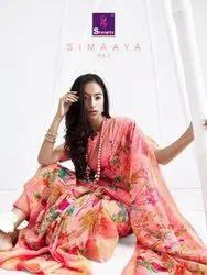 Shangrila Simaaya Vol-2 Linen Cotton Sarees