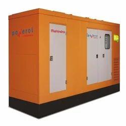 30 kVA Mahindra Powerol Diesel Generator, 3 Phase