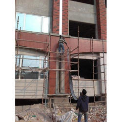 Vertical Expansion Joint Service