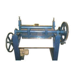 Semi Automatic Paper Reel To Sheet Cutting Machine