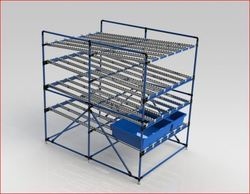 See- Saw FIFO Racking System