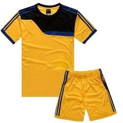 reputable site d8b2d 10802 Plain Football Jersey With Shorts