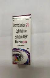 Dorzolamide Eye Drops