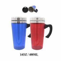 Tall Travel Mug with Round Base