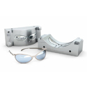Semi-automatic Alloy Steel Sunglasses Injection Mould