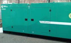 500 Kva Construction Generators