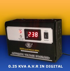 Automatic Voltage Stabilizer for LED TV