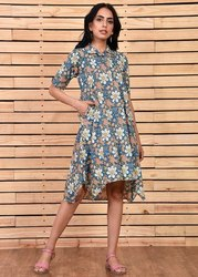 Handmade Cotton Dress