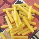 Pencil Shaped Fryums, Packaging Size: 30 Kg