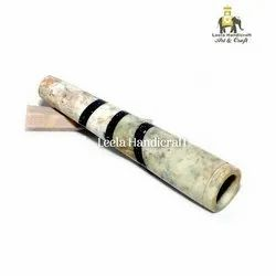 Stone Chillum Pipe