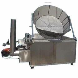 Batch Fryer Tilting Model