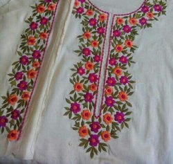 Embroidery Work Suit