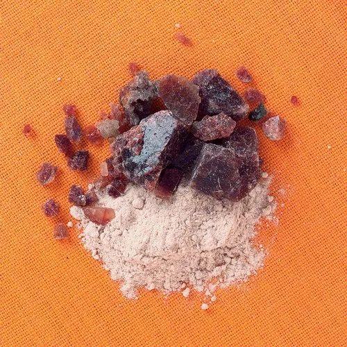 Sunrise Organic Black Salt, Packaging: 500 g